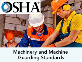 Machinery and Machine Guarding Standards | ASU Mid-South | West