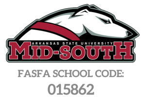 FAFSA School Code for ASU Mid-South