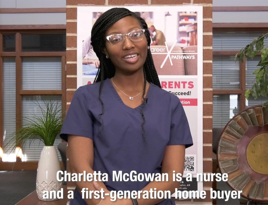Meet Charletta McGowan